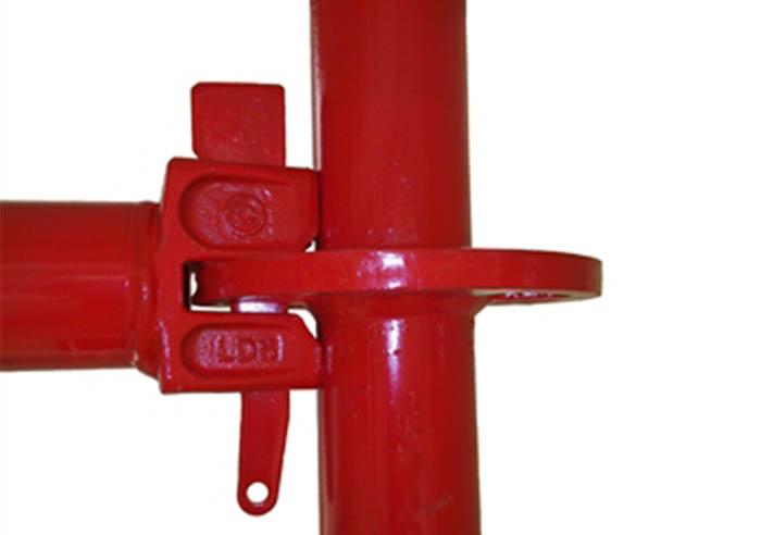 盘扣式脚手架钢管长度有哪些规格